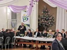 Zebranie Zarządu Oddziału Powiatowego ZOSP RP w Oświęcimiu