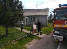 Akcja przekazania maseczek dla mieszkańców Gminy Bochnia