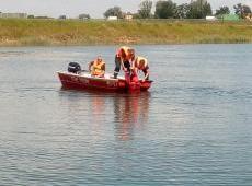 Ćwiczenia z ratownictwa wodnego