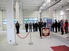 Zdanie obowiązków komendanta powiatowego PSP w Dąbrowie Tarnowskiej