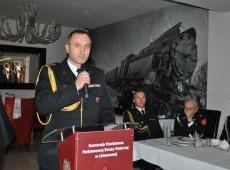 Spotkanie opłatkowe strażaków w Limanowej