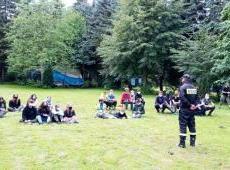 Obóz harcerski Piaski Drużków 2020