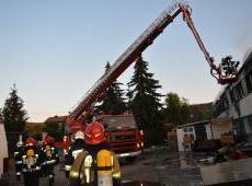 Pożar hotelu robotniczego