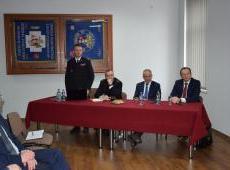 Narada roczna w Komendzie Powiatowej PSP w Nowym Targu