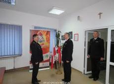 Podsumowanie działalności Komendy Powiatowej PSP w Proszowicach za 2019 rok